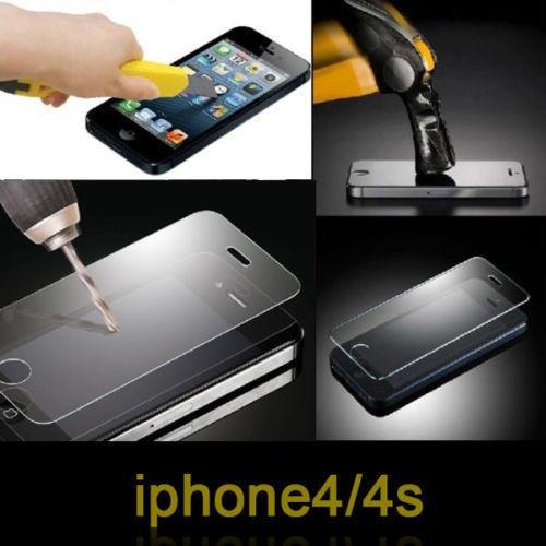 mica de vidrio glass temperado protector iphone 4 4s