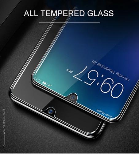 mica de vidrio templado 6d huawei p30 p30 lite