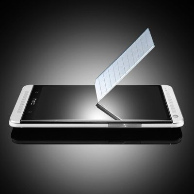 mica de vidrio templado iphone 4  ultra resistente