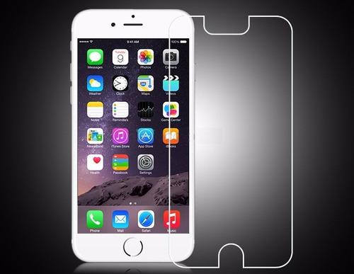 mica de vidrio templado iphone 7  4.7