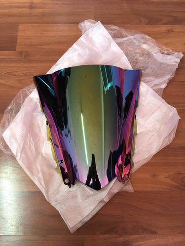 mica fairing iridium yamaha r3