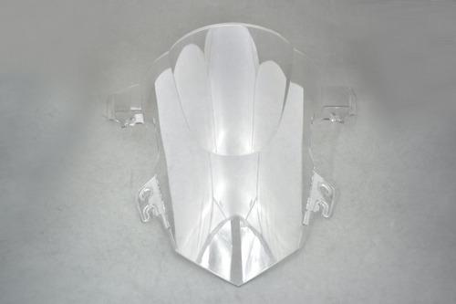 mica fairing transparente para bmw s1000rr 15-17