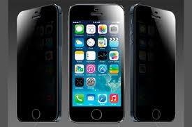 mica frontal transparente para iphone 4/4s,5/5s