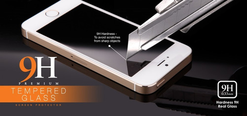 mica hd de vidrio anti impacto iphone 5 5s 5c circuit shop