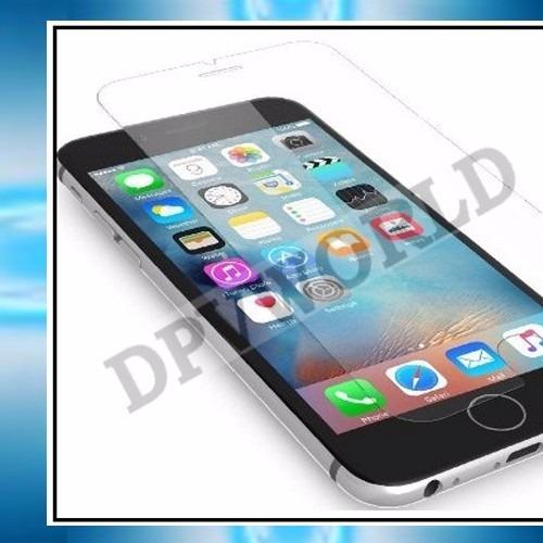 mica iphone 7 7 plus vidrio templado iphone 7 anti golpes