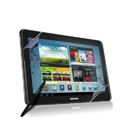 mica lámina protectora pantalla tablet 8, 9, ipad 1,2,3