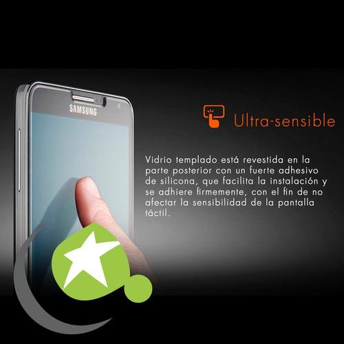 mica lamina vidrio templado premium 9h iphone samsung otros