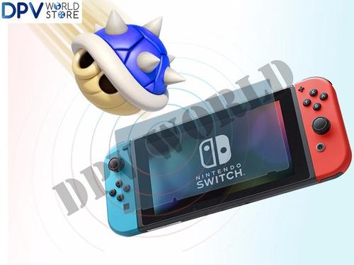 mica nintendo switch vidrio antigolpes mica switch consola