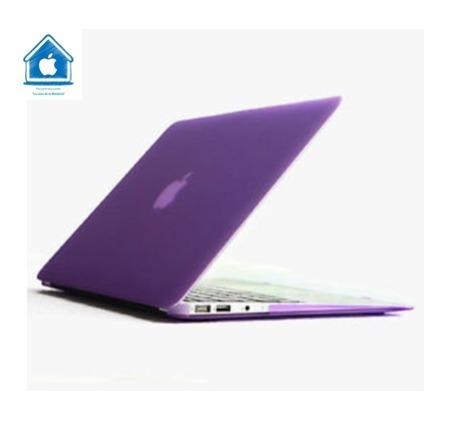 mica pantalla + case macbook air 13 + protector teclado