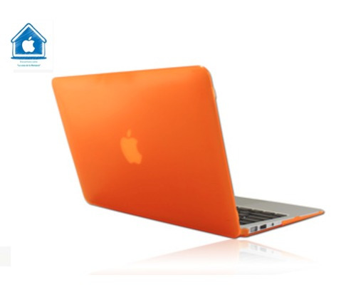 mica pantalla + case macbook air 13 + protector teclado