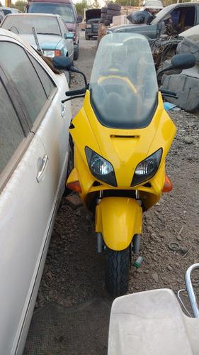mica parabrisas moto honda reflex 2001 - 2005 250c