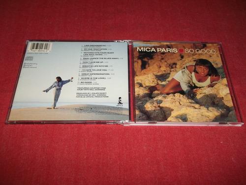 mica paris - so good cd imp ed 1989 mdisk