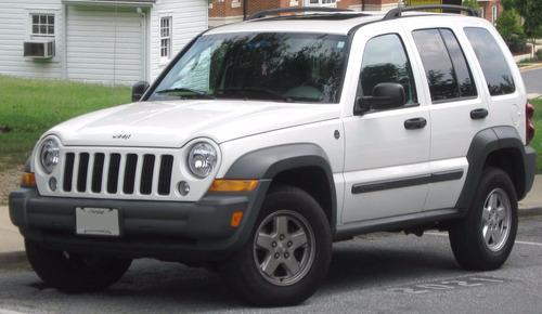 mica pequeña izquierda jeep liberty original.