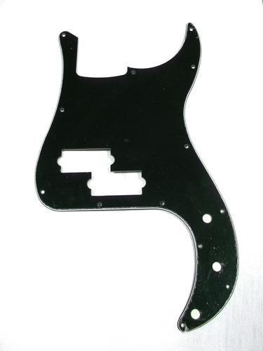 mica pickguard para bajo fender precision bass