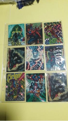 mica porta cards generico cualquier card de coleccion