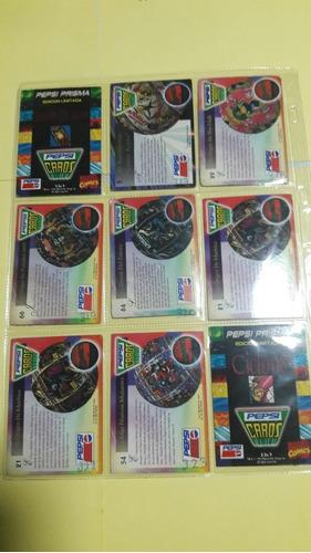 mica portacards generico cualquier card de coleccion 25unx20