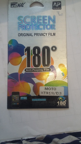 mica privacidad  moto xt9197/d3