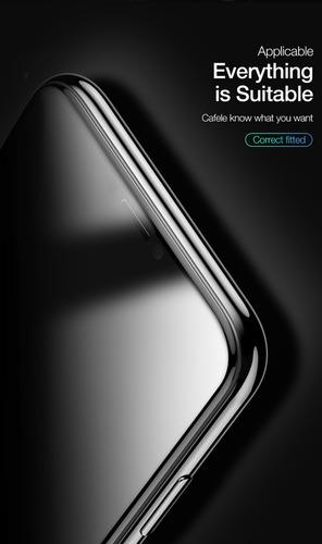 mica protectora cristal templado 9h full marc iphone 10 x xs
