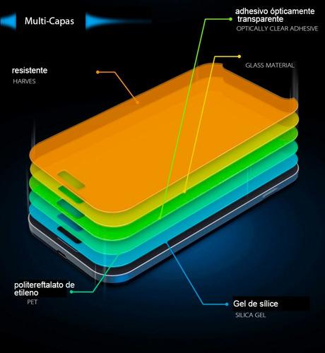 mica protectora cristal templado htc: m9, m8, desire 626