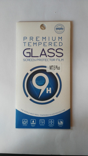 mica protectora cristal templado moto one e4 plus
