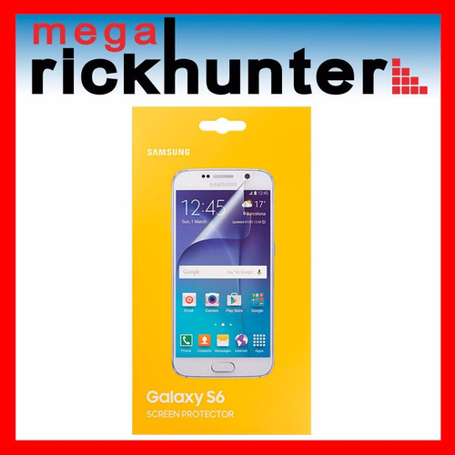 mica samsung galaxy s6 screen protector original