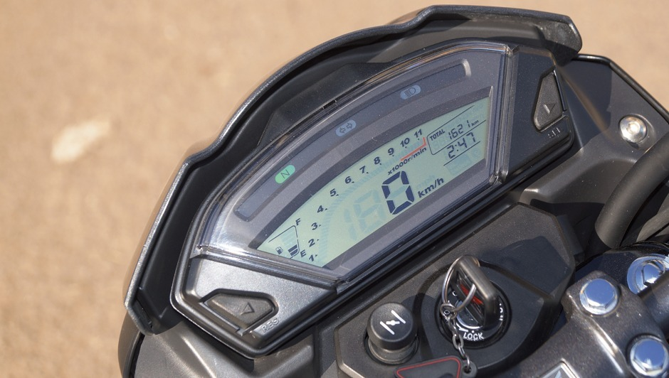 Mica Tablero Veloc U00edmetro Honda Invicta 150 2016