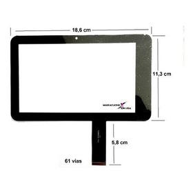 Mica Tactil 7 Para Tablet China Tablet Mr Tab 725 Mt719 Sii