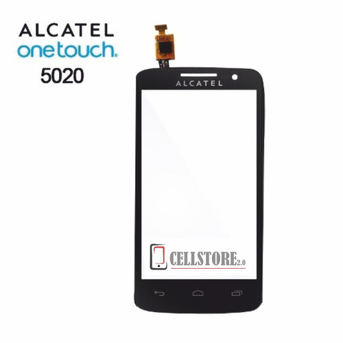 mica tactil alcatel one touch m pop ot 5020 5020a