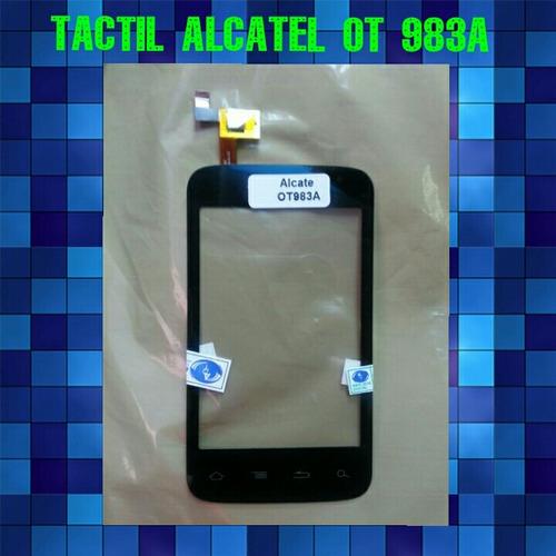 mica tactil alcatel ot 983a nuevas