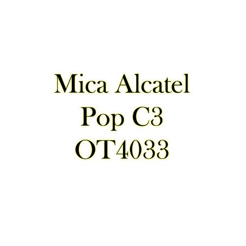 mica tactil alcatel pop c3 ot4033 tienda bagc