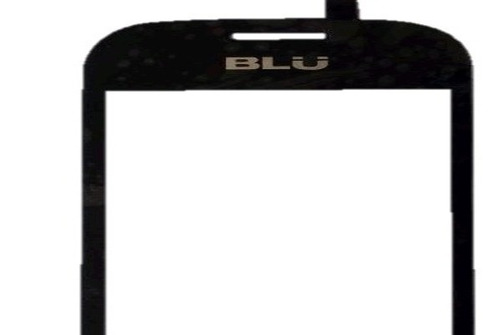 mica tactil blu dash d141t negro