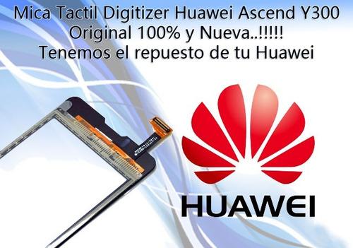 mica tactil digitalizer huawei ascend y300 original 100%