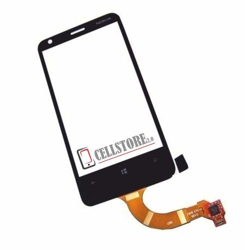 mica tactil nokia lumia 620 digitizer original nueva