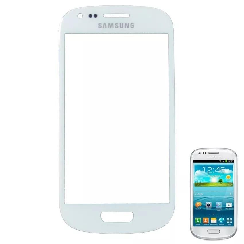f63875eec25 Mica Tactil Samsung Galaxy S3 Mini Blanca Nueva Tienda! - Bs. 4.200 ...