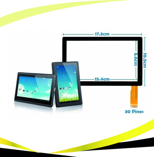 mica tactil tablet china 7  allwinner a13 a23 q8