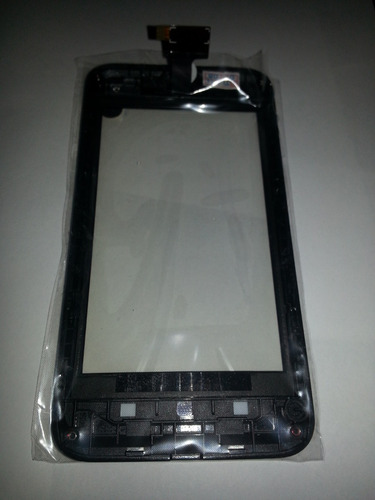 mica tactil touch screen zte v8800e - negro
