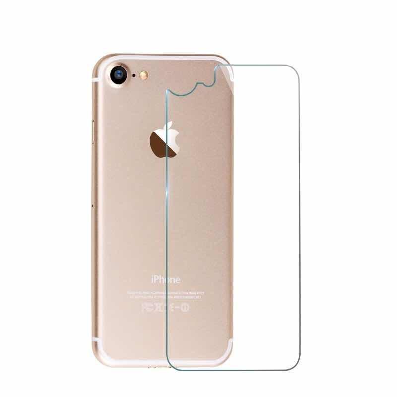 46240a0157d Mica Trasera Cristal Templado Para iPhone 7 8 - $ 149.00 en Mercado ...