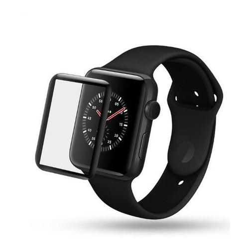 mica vidrio pmma gel apple watch serie 2 3 4 5  38 40 42 44