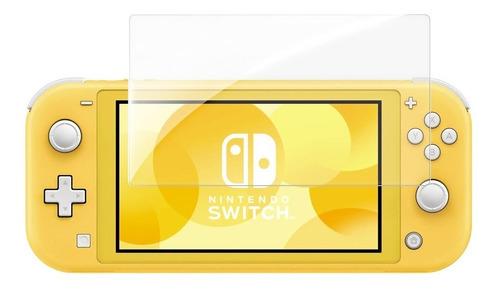 mica vidrio templado 9h premium nintendo switch lite