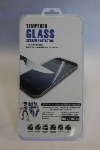 mica vidrio templado para iphone 6