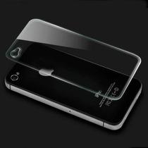 Lamina Alto Impacto Vidrio Templado Iphone 4 4s Part Trasera