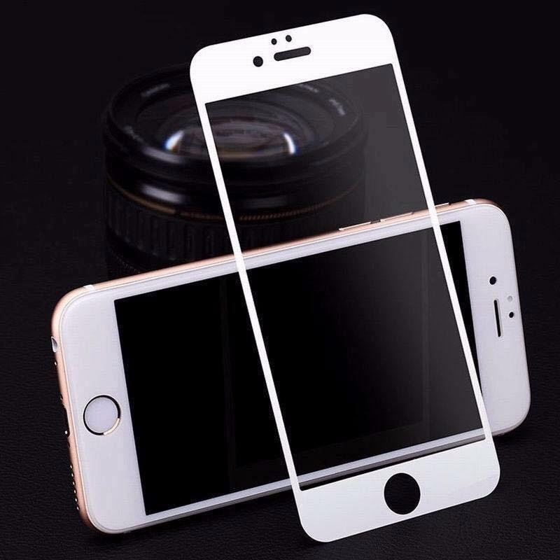 4f352001cb8 Micas Cristal Templado Curvo 5d Apple iPhone 7 Plus - U$S 6,99 en Mercado  Libre