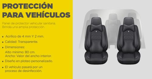 micas de protección para autos