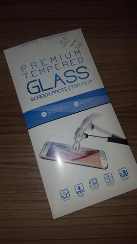 micas de vidrio templado samsung s5 mini - s6 - iphone 5 y 6
