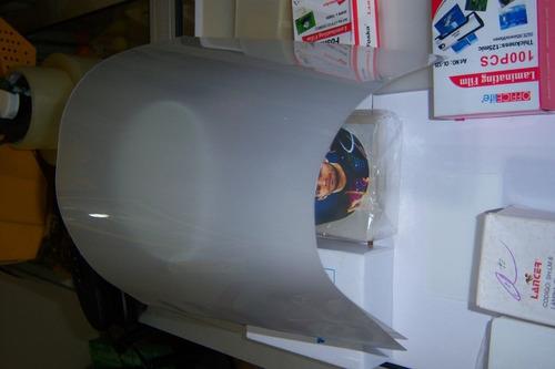 micas laminas plasticos laminar plastificar a4 a3 ced mat