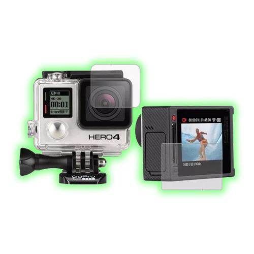 micas lente y pantalla gopro hero 3/3+/4 envío gratis