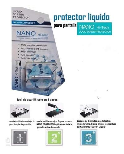 micas liquidas de cristal nanotecnologia nano hi tech /e