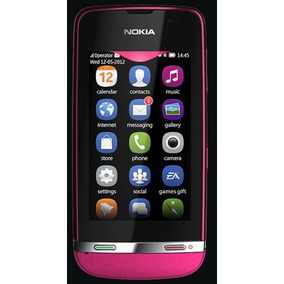 Touch Screen Nokia Asha 311 N311 Preto Promoção