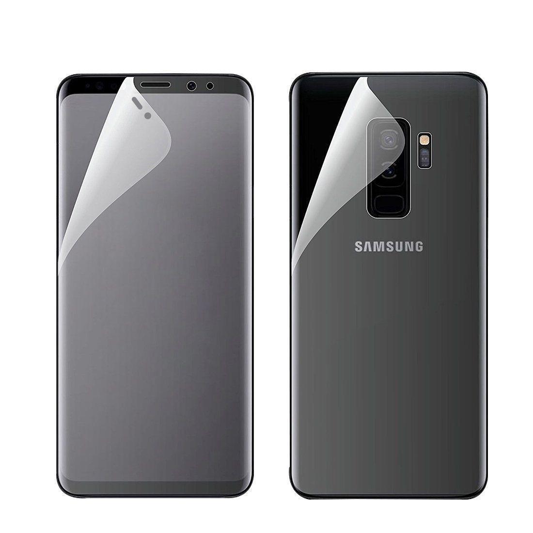 25a21dc4b5c Micas Set Frontal Trasera Samsung Galaxy S9 Plus Y S9 - $ 199.00 en ...