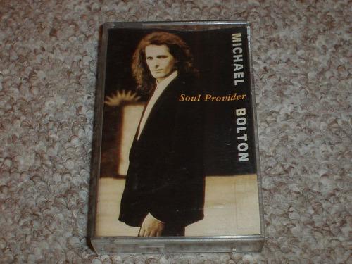 michael bolton cassette soul provider
